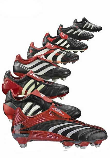 The Long Line Of Predators Sport No 1 Soccer Boots Football