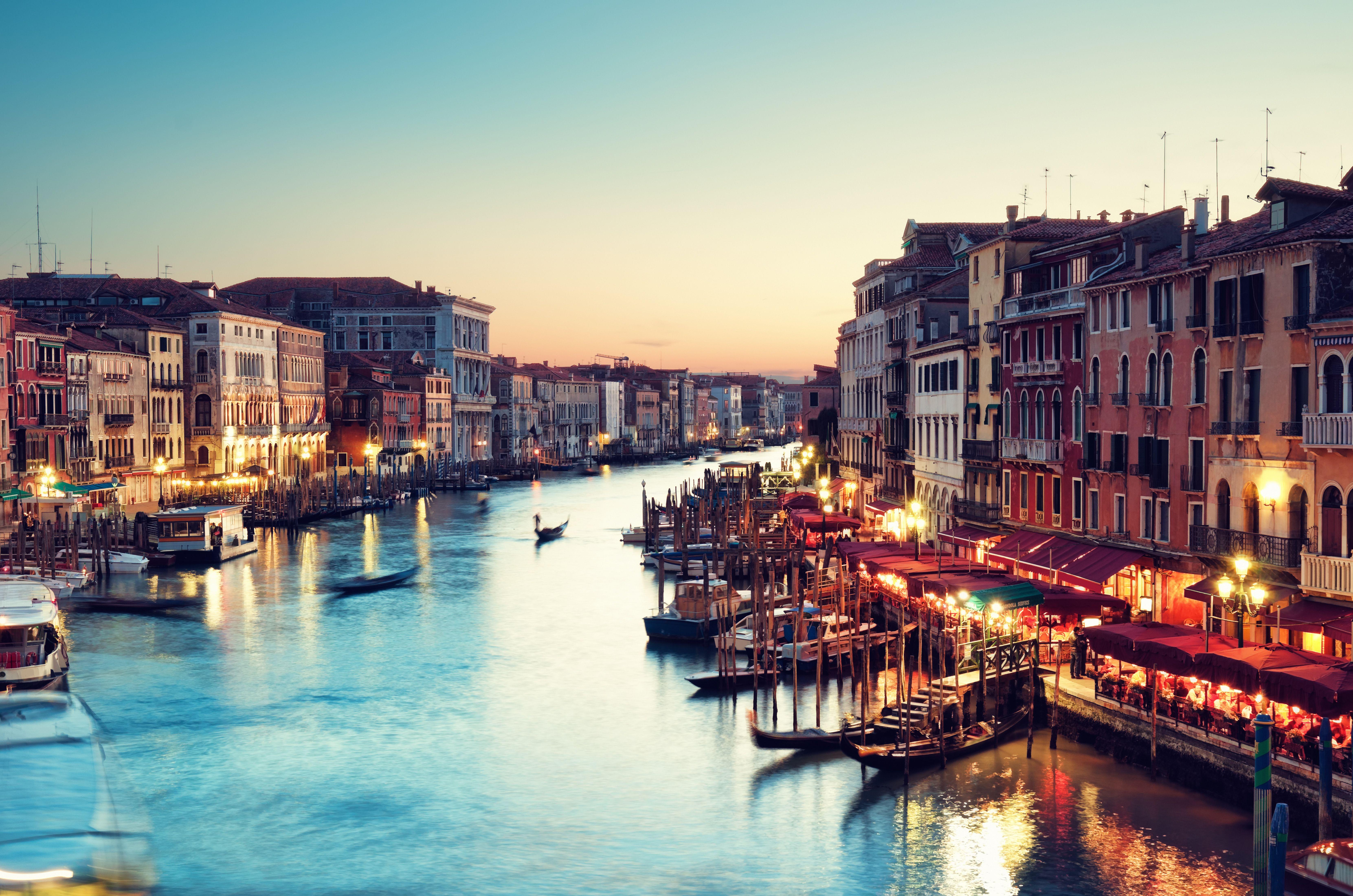 om Venezia