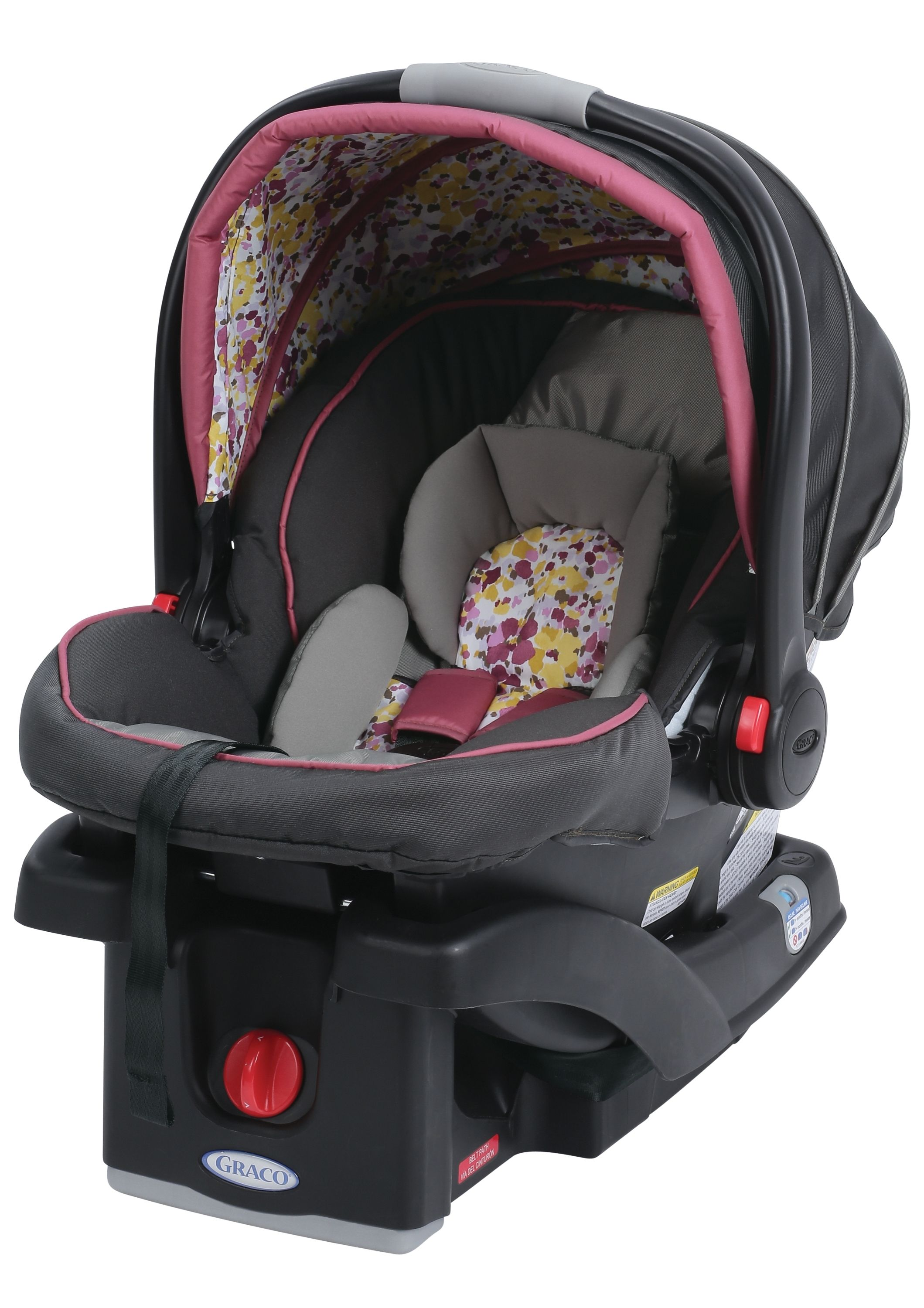 Graco S Snugride 35 Infant Car Seat In Claudia Is An Ultra Lightweight