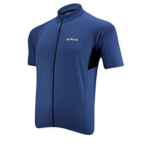 6597b9095 De Marchi Corsa Jersey BLUE LARGE 3940     See this great product.Note