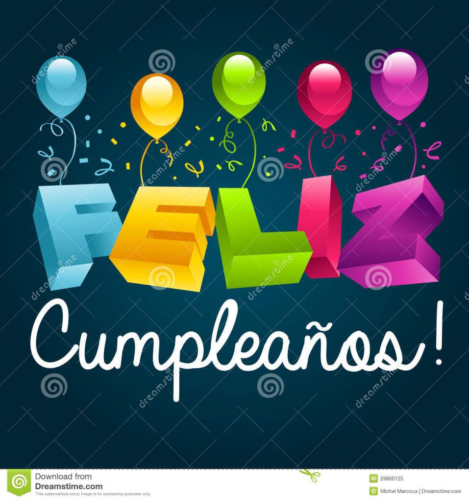 happy birthday this post contains some of the best collection of happy birthday greeting in spanish wish you all going to like these all pictures