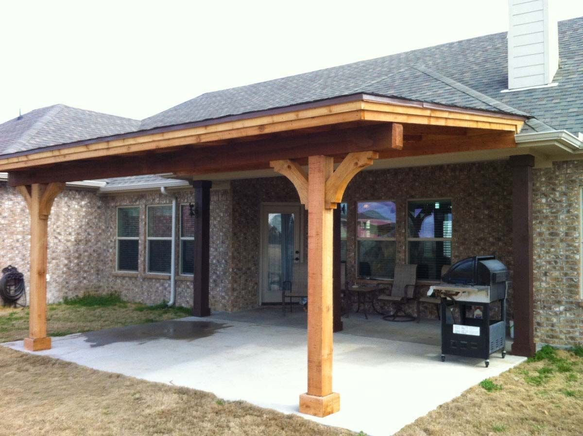 Nice Different Types Of Patio Covers   Verandas Are Very Common In Most  Dwellings In The U. At Some Houses, The Kids Enjoy Thems