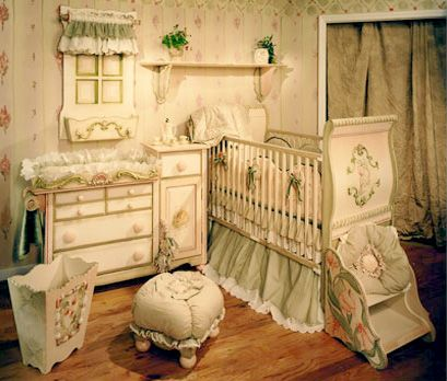 victorian styled baby rooms ideas inspiration - Unique Baby Room Decor Ideas