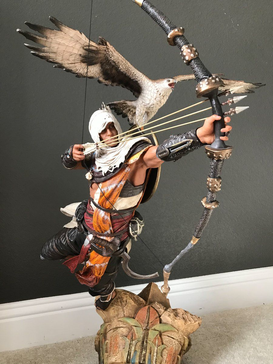 As Promised Photos Of My Legendary Bayek Statue 1 2 Bayek