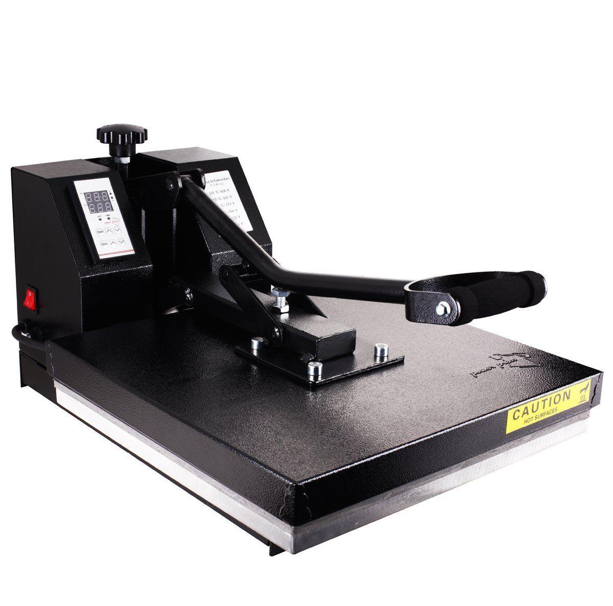 Best Heat Press Machine In 2020 Reviews Best Heat Press Machine Heat Press Machine T Shirt Printing Machine