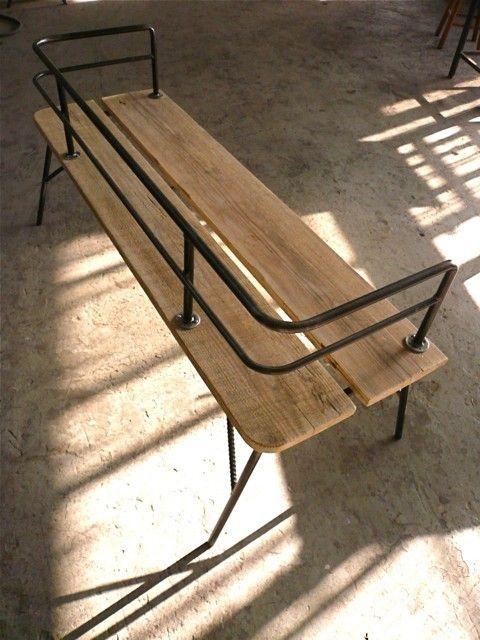 Panka Indoor Outdoor Bench Home Sweet Home Deco