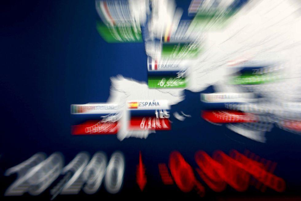 Mi blog de noticias: LA BOLSA HOYLas Bolsas europeas sufren fuertes des...