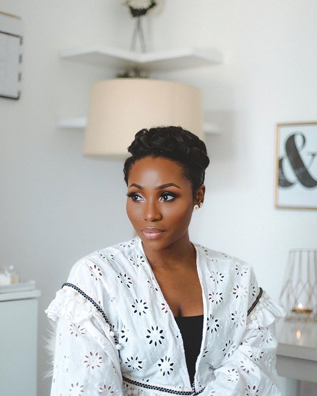 Dimma Umeh | Nigerian beauty blogger, fashion blogger