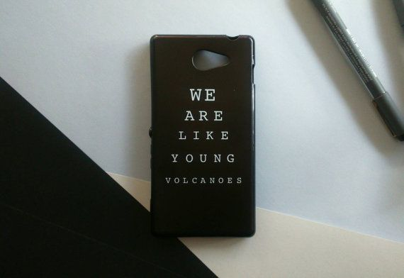 newest collection fb774 361dd SALE Young volcanoes (Fall Out Boy). Phone case Lg Nexus 5 4 case ...