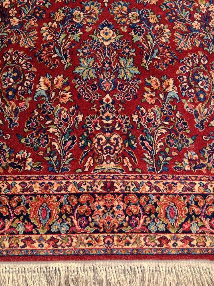 Karastan Rug Red Sarouk Www Allaboutyouth Net