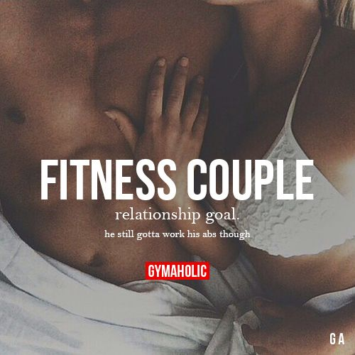 Fitness Couple -   15 fitness Couples funny ideas