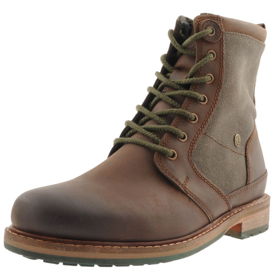 Barbour Whitburn Boots Brown | Boots