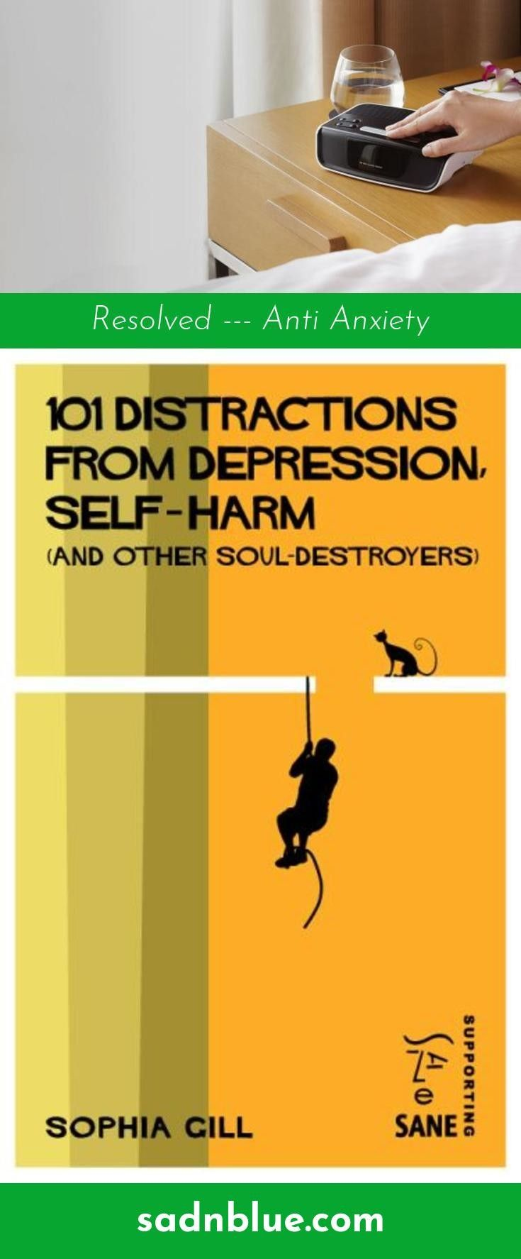 Stuck in the mud managing major depression? Now there is an alternative