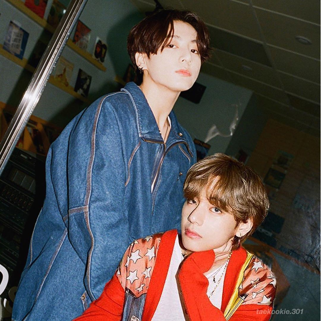 Pin On Taekook Forever