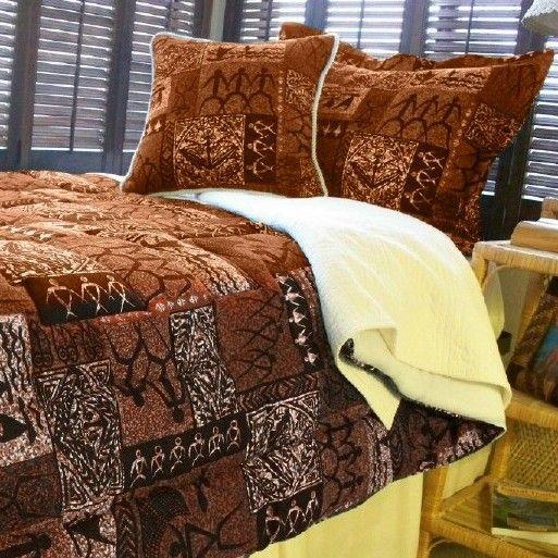 Tiki Coco Comforter