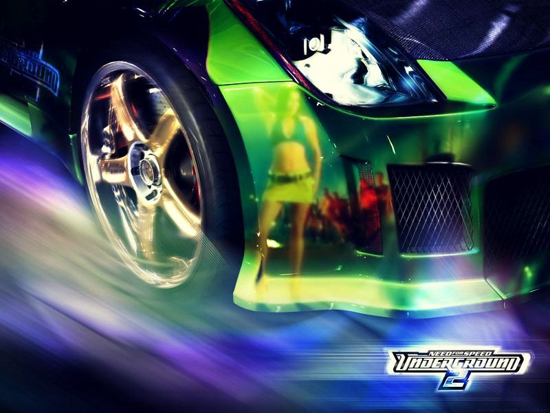 Need For Speed Underground 2 Carros Classicos Carros Classico