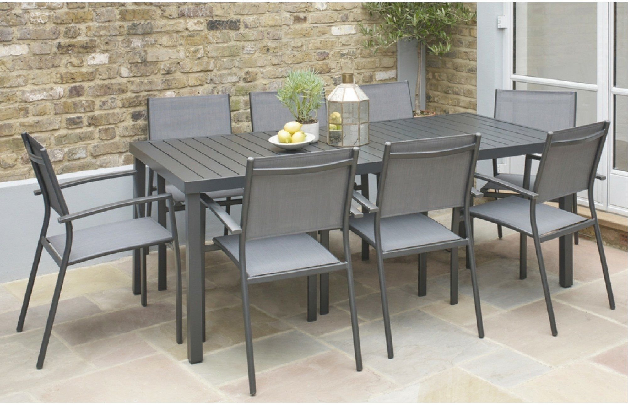 Browse Our Range Of Patio Dining Furniture Such As The Havana 8 Seater Set With