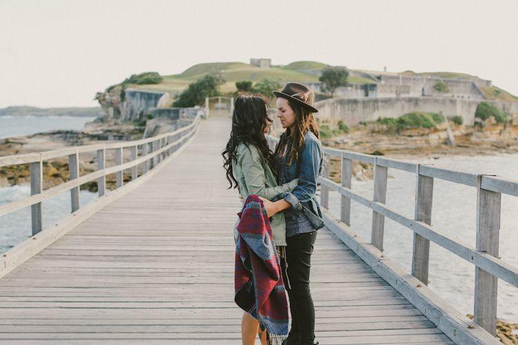 Whitney + Sara    Lara Hotz Photography  www.larahotz.com