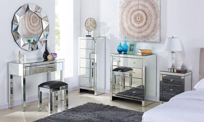Mirror Furniture For A Great Home Decor Idea Stunning Mirrored Bedroom Furniture For E Mirrored Bedroom Furniture Affordable Bedroom Furniture Bedroom Mirror