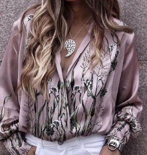 b71dddff BNWT ZARA woman pink flower long sleeve bodysuit top bloggers fav size S/M  UK 10 #Zara #Body