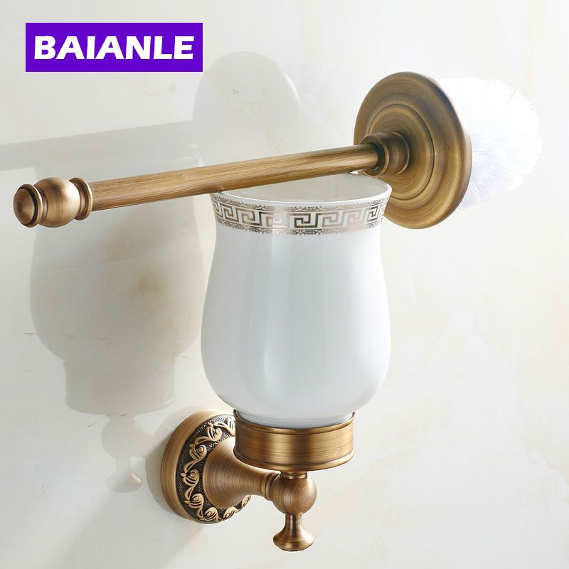 New arrival European Luxurious Bathroom Accessories Antique Copper ...