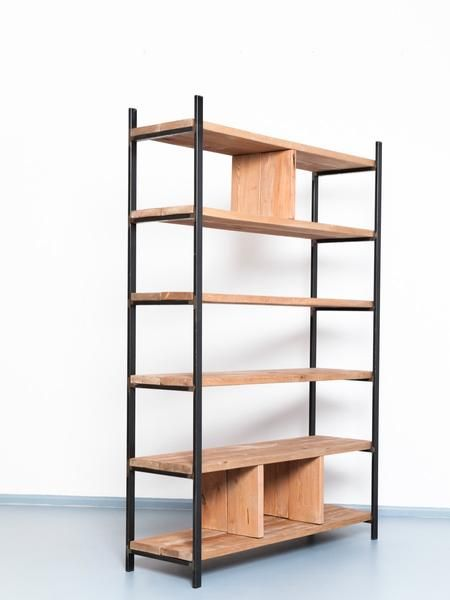 JOHANENLIES SUSTEREN Zwart - Regal | Bauholz, Furniture und Neuheiten