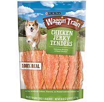 Waggin Train Chicken Jerky 36 Oz Dog Treats Dog Treats