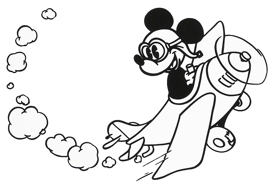 Free Mickey Mouse Black And White Face, Download Free Clip Art, Free Clip  Art on Clipart Library