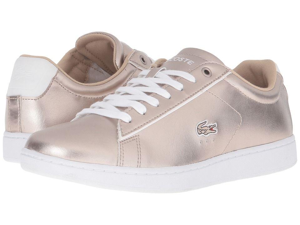 Lacoste Carnaby EVO 316 2 Grey Women
