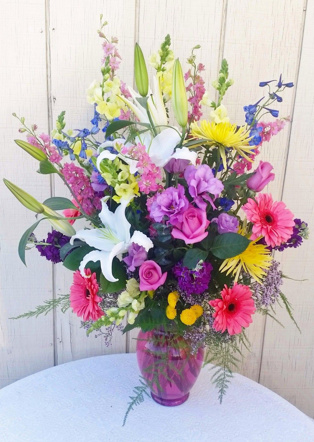Pasadena Florist Flower Delivery by The Flowerman, Inc