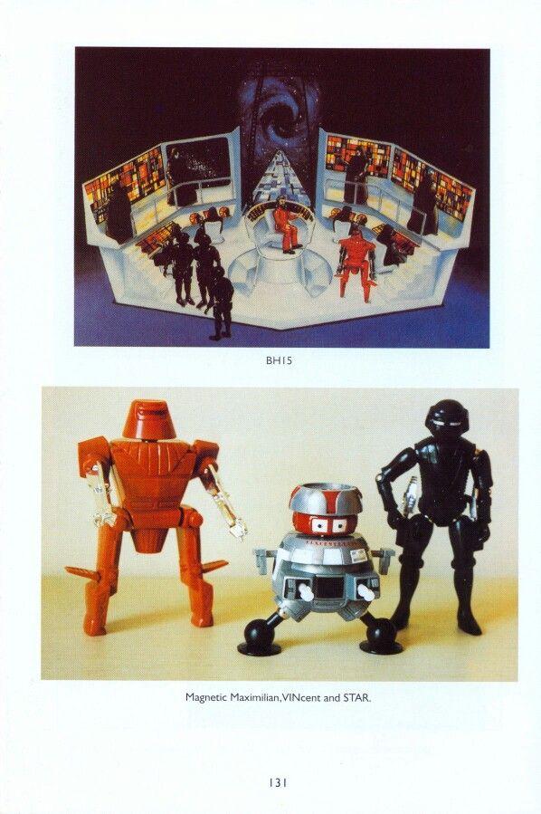giocattoli anni 80 fantascienza