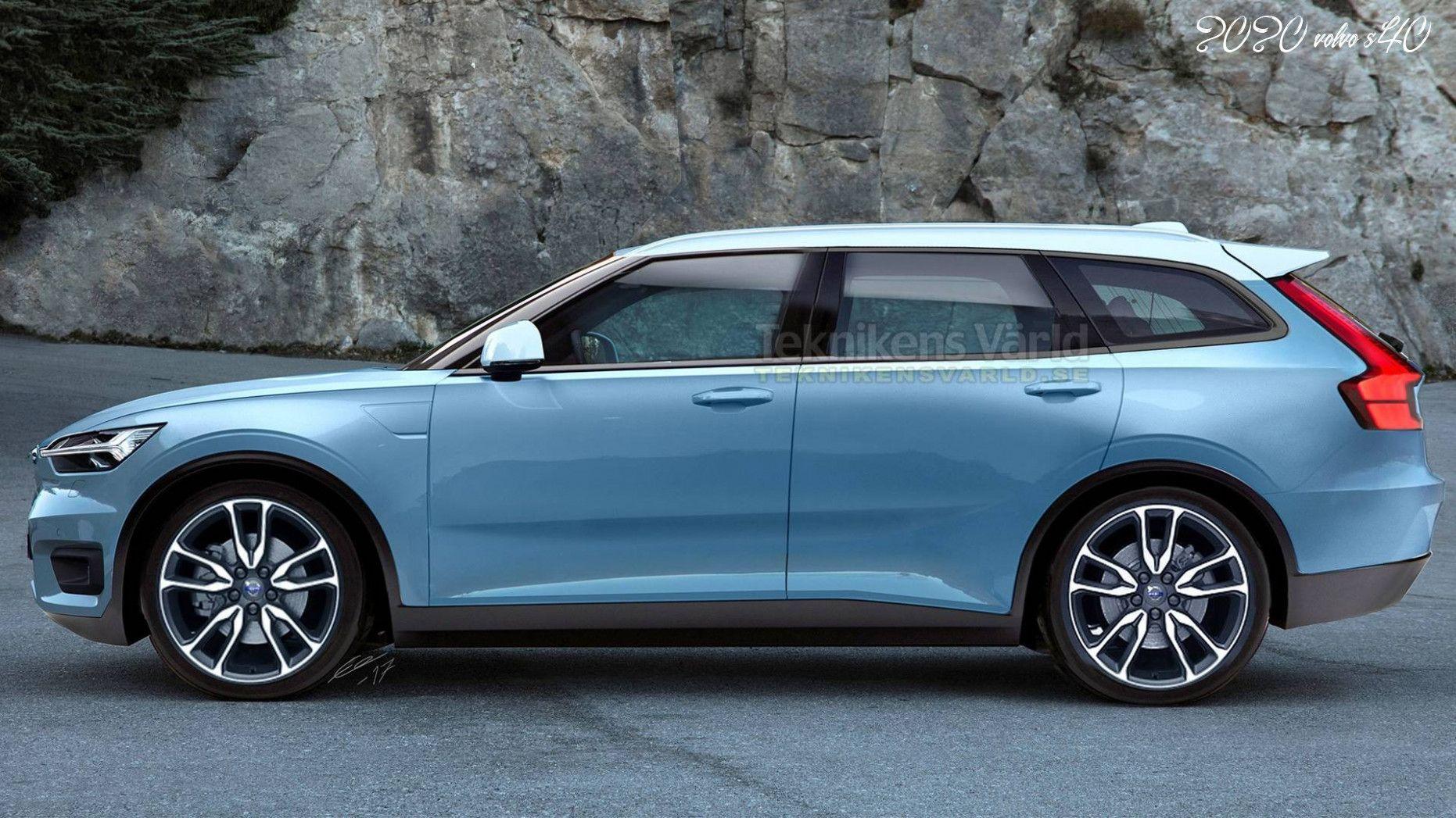 2020 Volvo S40 V 2020 G Avtomobili Transport Raznoe