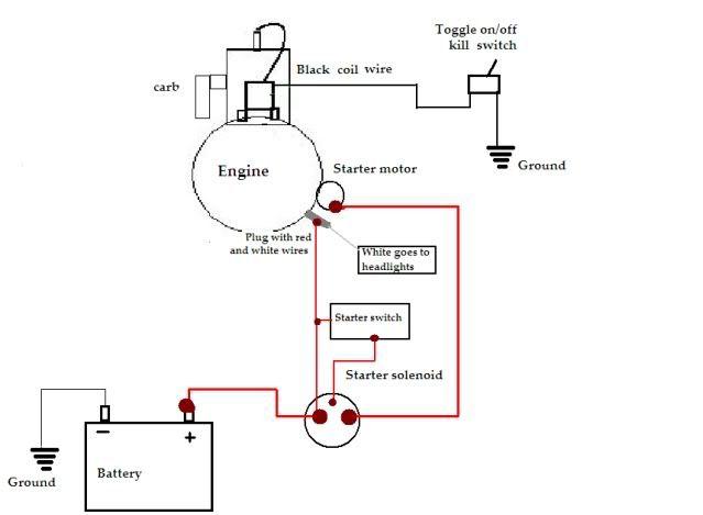 Small Engine Kill Switch Wiring Diagram