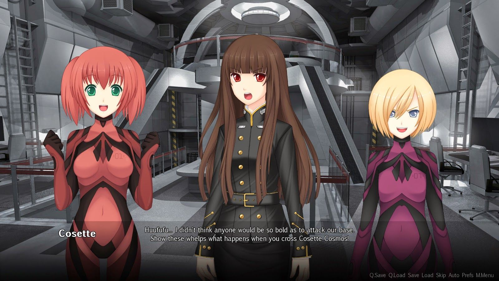 Sunrider First Arrival PC Review Heroism, Anime, Galactic
