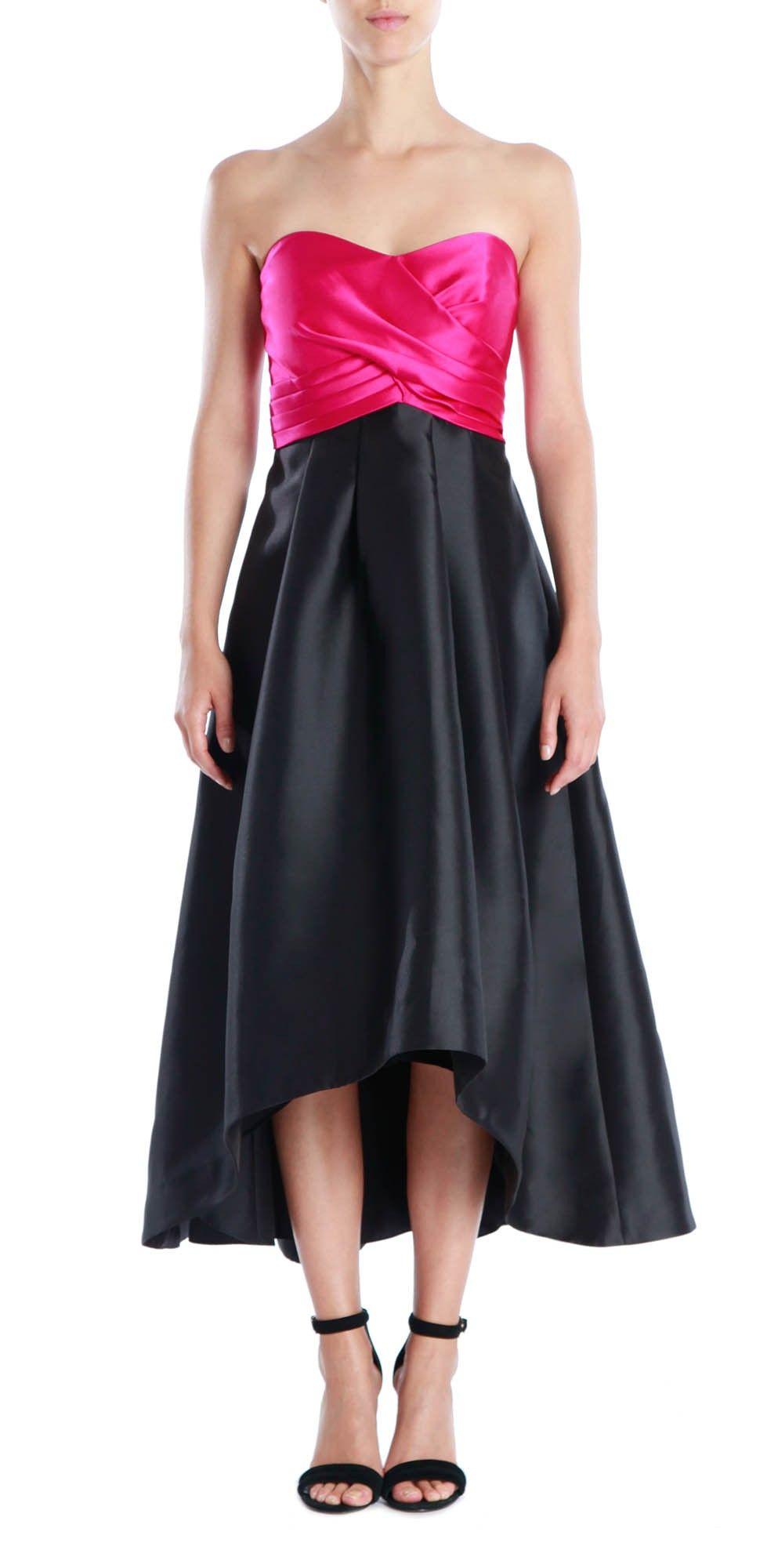 Midnight Dawn Midi Dress
