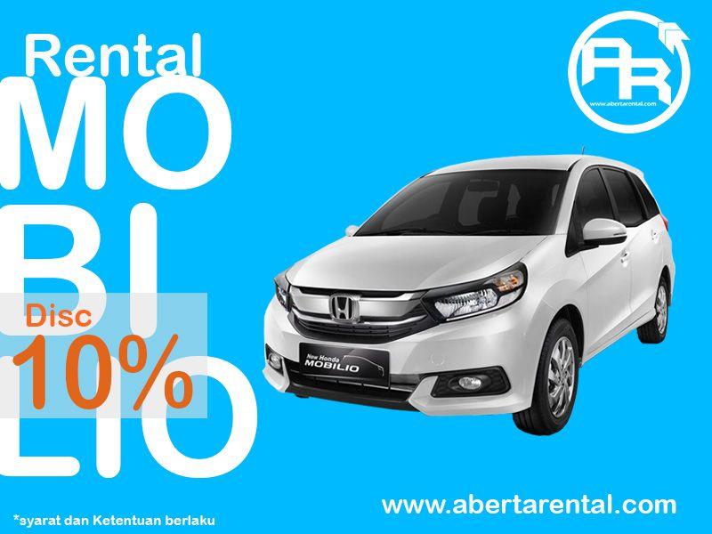 Rental Mobil Mobilio Bandung Harga Sewa di