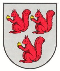 Otterberg - Heraldry of the World, Wappen, Gemeindewappen