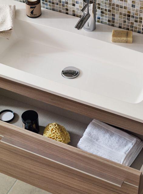 La Dolce Vita basin and drawer unit 900 in San Pietro http://www