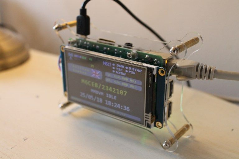 Build your own cheap MMDVM Digital Hotspot using Pi-Star