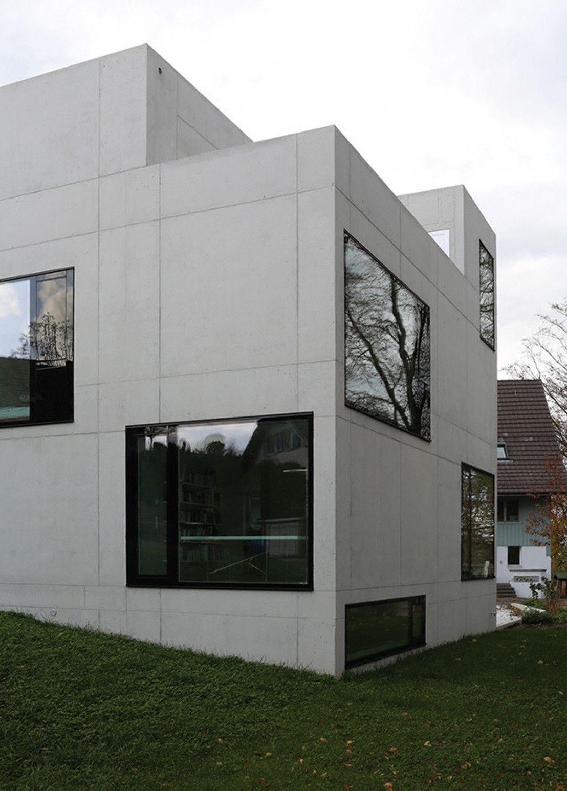 häuser aus sichtbeton | modern, Innenarchitektur ideen
