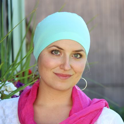 a9b9c122837 Jammies for your Head! Getting the rest you need is essential when you re  healing. Our new Serena Cotton Sleep Cap can help. Ultra soft