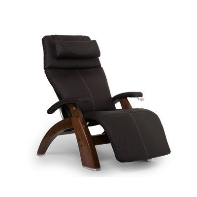 Human Touch Perfect Chair PC-420 ClassicPlus Leather Zero-Gravity Recliner Color: