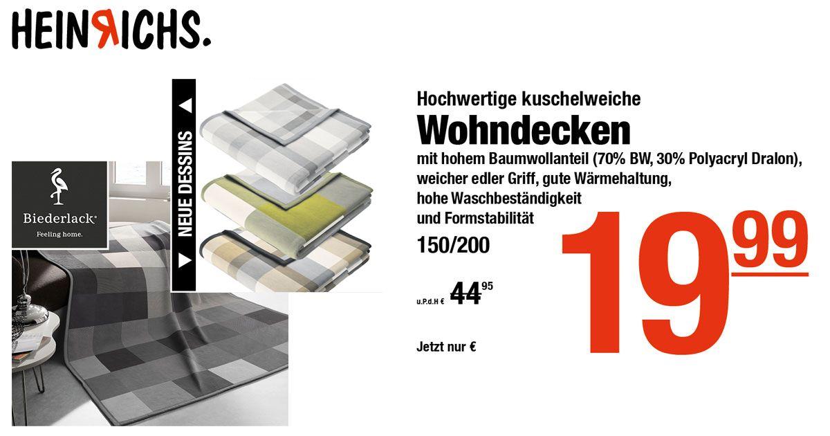 Hochwertige Grosse Kuschelweiche Wohndecken Von Biederlack Wohndecke Wohnen Decke