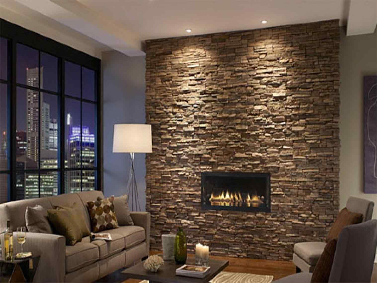Amazing Rock Wall Designs Interior Ideas 14 Best Pictures Stone