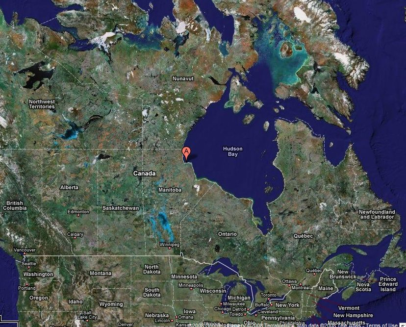 Churchill, Manitoba   CHURCHILL, MANITOBA in 2019 ... on arctic map, churchill manitoba tourism, thompson manitoba map, bosnia & yugoslavia map, cayenne french guiana map, winston-salem map, reykjavik iceland map, colombo sri lanka map, churchill canda, caracas venezuela map, churchill alaska, churchill bears, relief features on a map, republic of macedonia map, canberra australia map, kigali rwanda map, christchurch new zealand map, churchill manitoba climate, belgrade yugoslavia map, churchill ontario,