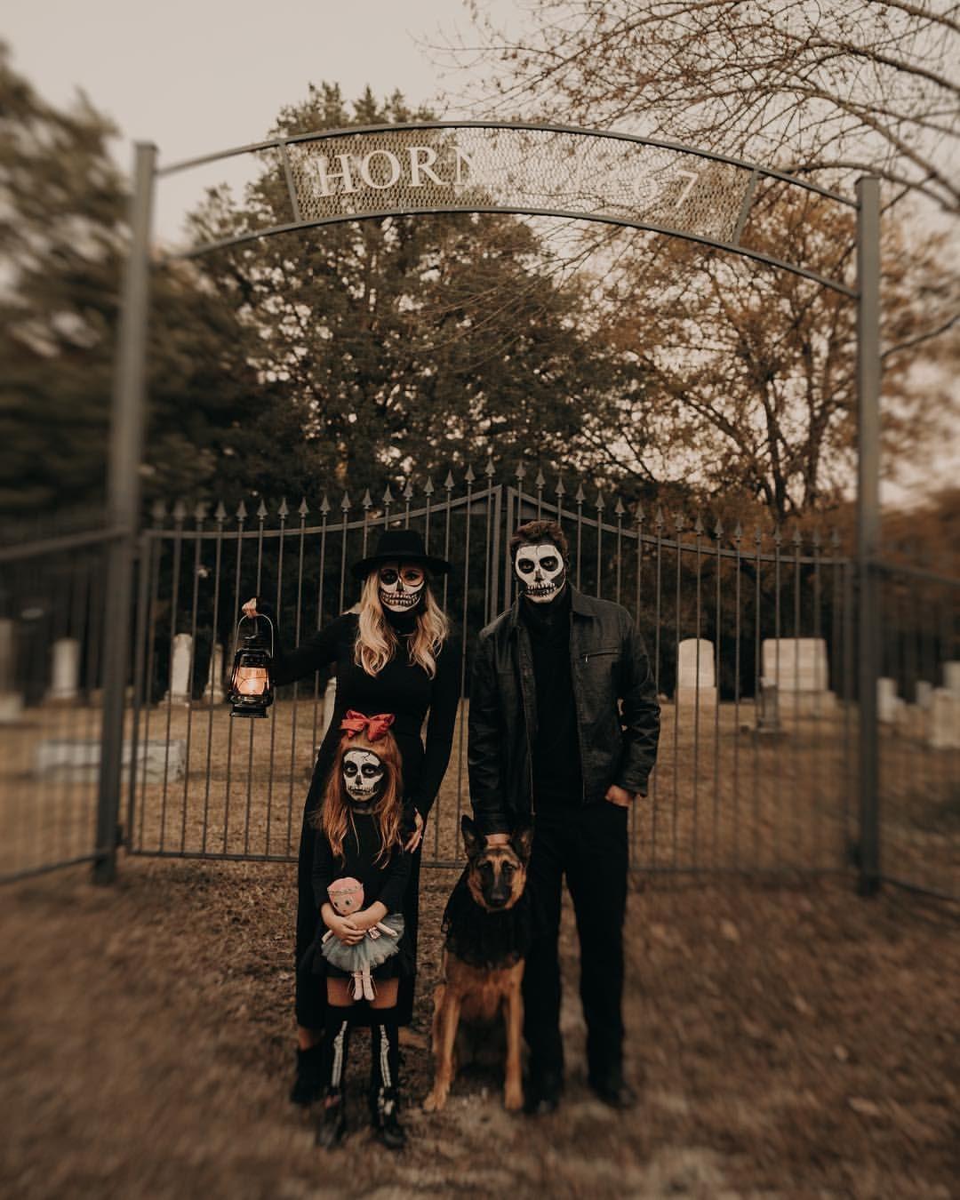 Family Halloween Session Family Halloween Photos Skeleton Faces