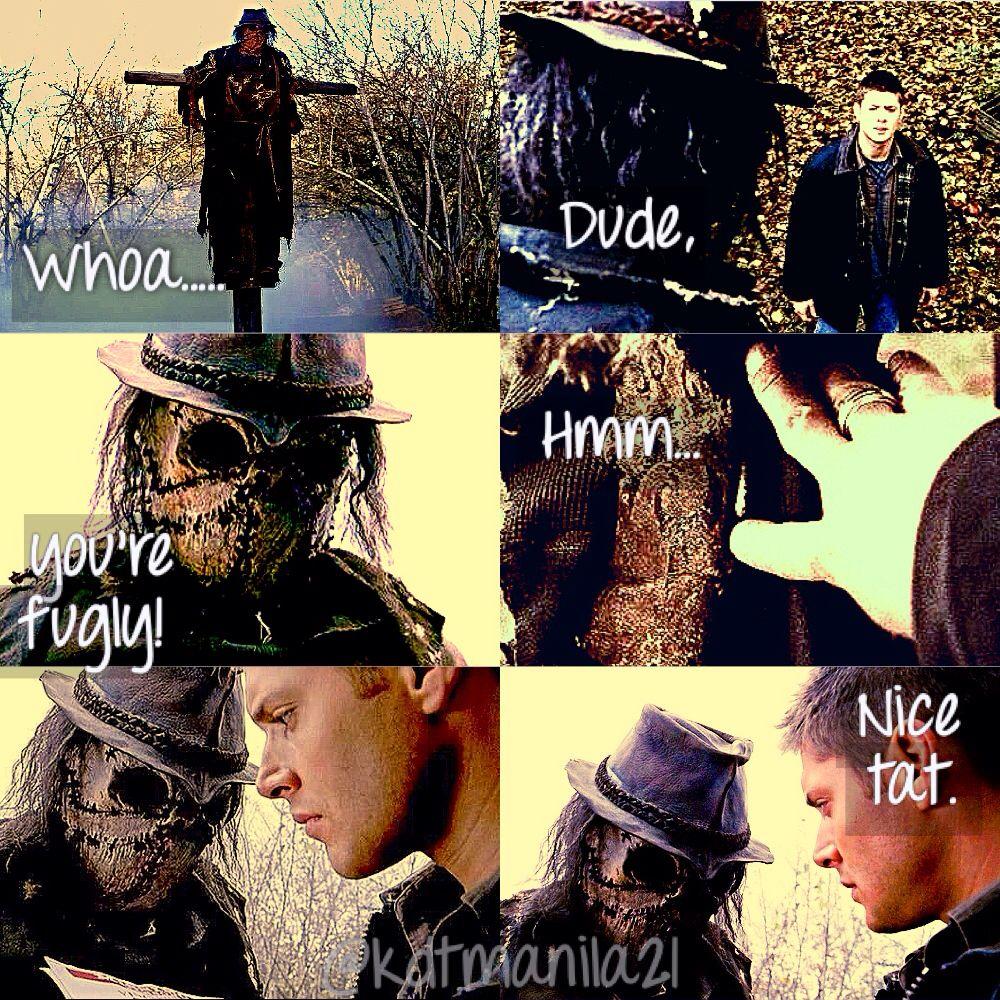 supernatural funny quotes season 1 google search