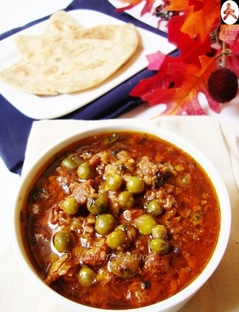 Mangsho ghugni mutton keema curry with peas soaked in bengali lamb recipes forumfinder Gallery
