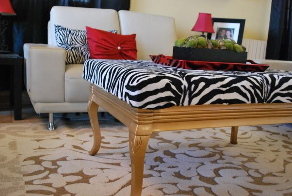 information about rate my space  zebra living room