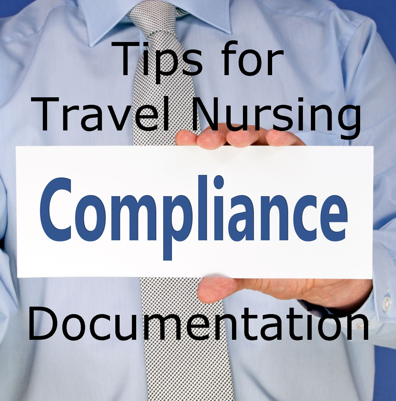 Travel Nursing Job Documentation Travel Nursing Travel Nursing